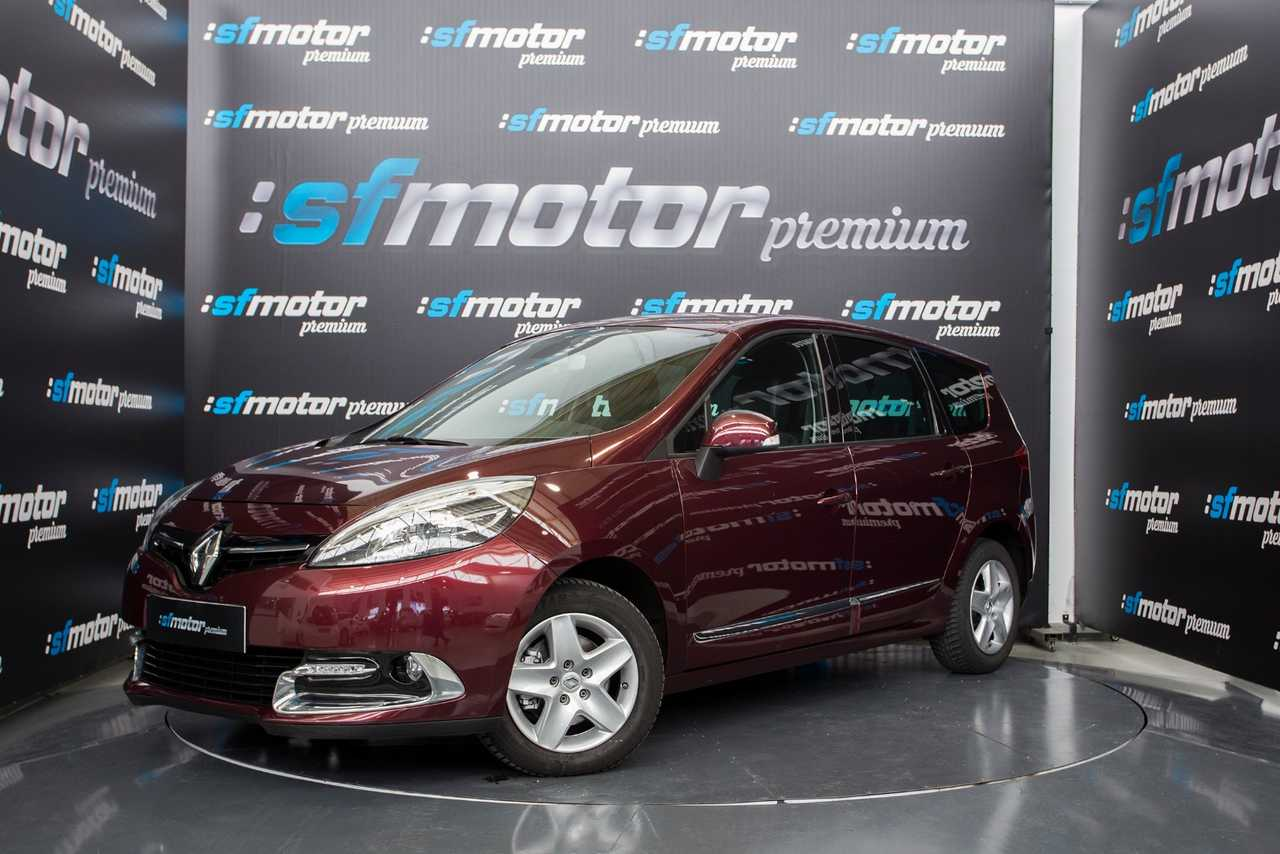 Renault Grand Scénic 1.5 dCi 110cv Business 7 plazas   - Foto 1