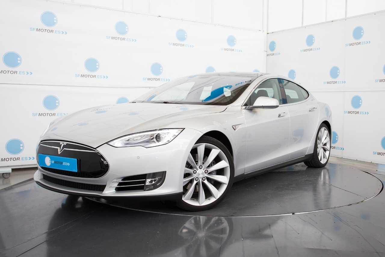 Tesla Modelo  S P85 Signature Performance 422cv 7 plazas   - Foto 1