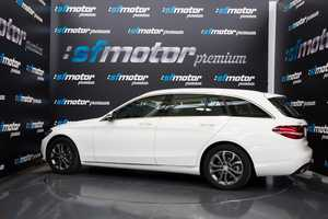 Mercedes Clase C Estate Hybrid Exclusive 231cv   - Foto 2