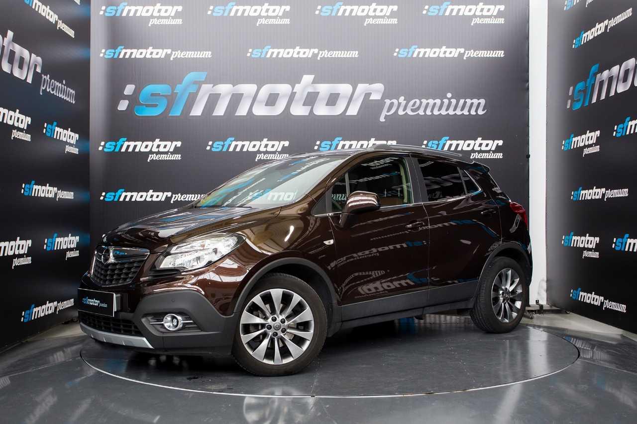 Opel Mokka 1.7 CDTi 4X2 Excellence Auto 130cv   - Foto 1