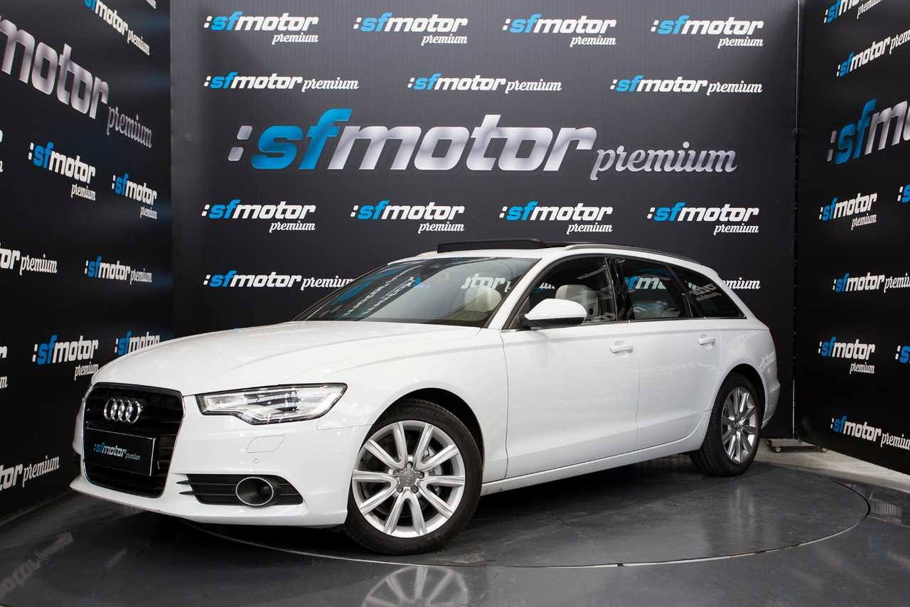 Audi A6 Avant 3.0 TDI 204cv Multitronic Business Edition   - Foto 1