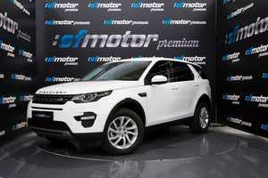 Land-Rover Discovery Sport Discovery Sport SD4 4WD HSE AT 7 asientos   - Foto 3