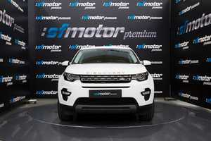 Land-Rover Discovery Sport Discovery Sport SD4 4WD HSE AT 7 asientos   - Foto 2