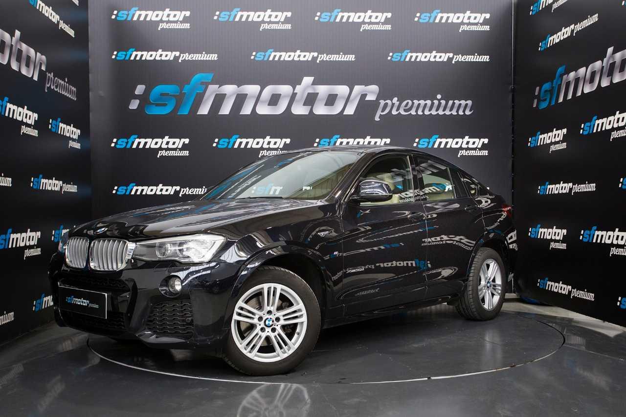 BMW X4 30d xDrive Pack M 258cv   - Foto 1