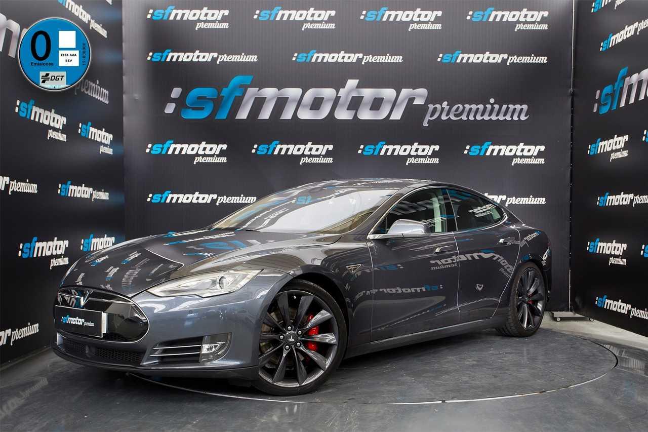 Tesla Model  S P85+ 470cv   - Foto 1