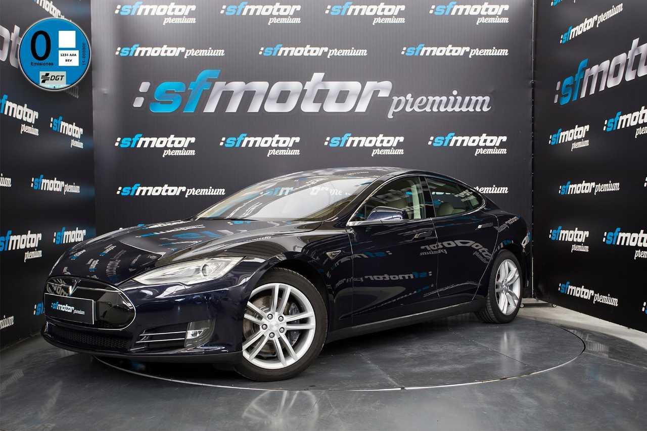 Tesla Model  S 85 378cv   - Foto 1
