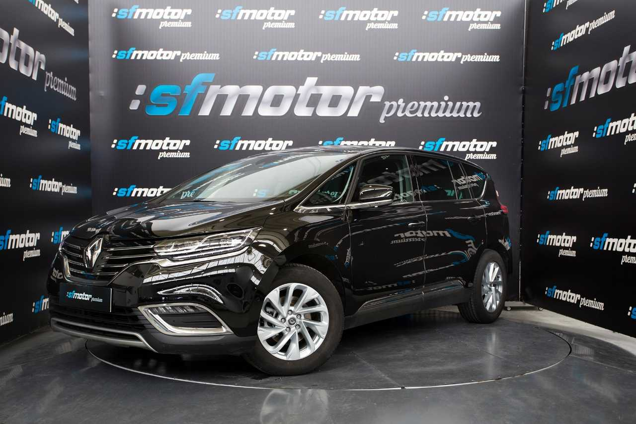 Renault Espace 1.6 dCi Intense Energy 160cv Twin Turbo 7 plazas   - Foto 1
