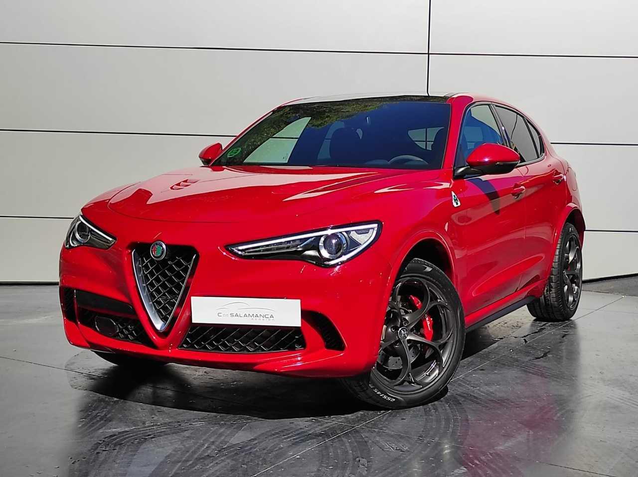 Alfa Romeo Stelvio 2.9 BI-TURBO 375KW QUADRIFOGLIO AUTO 4WD 510 5P   - Foto 1