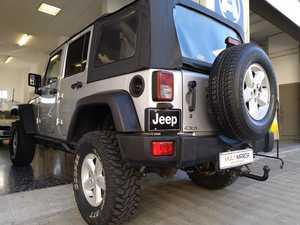 Jeep Wrangler WRANGLER UNLIMITED 2.8 CRD 177cv   - Foto 3