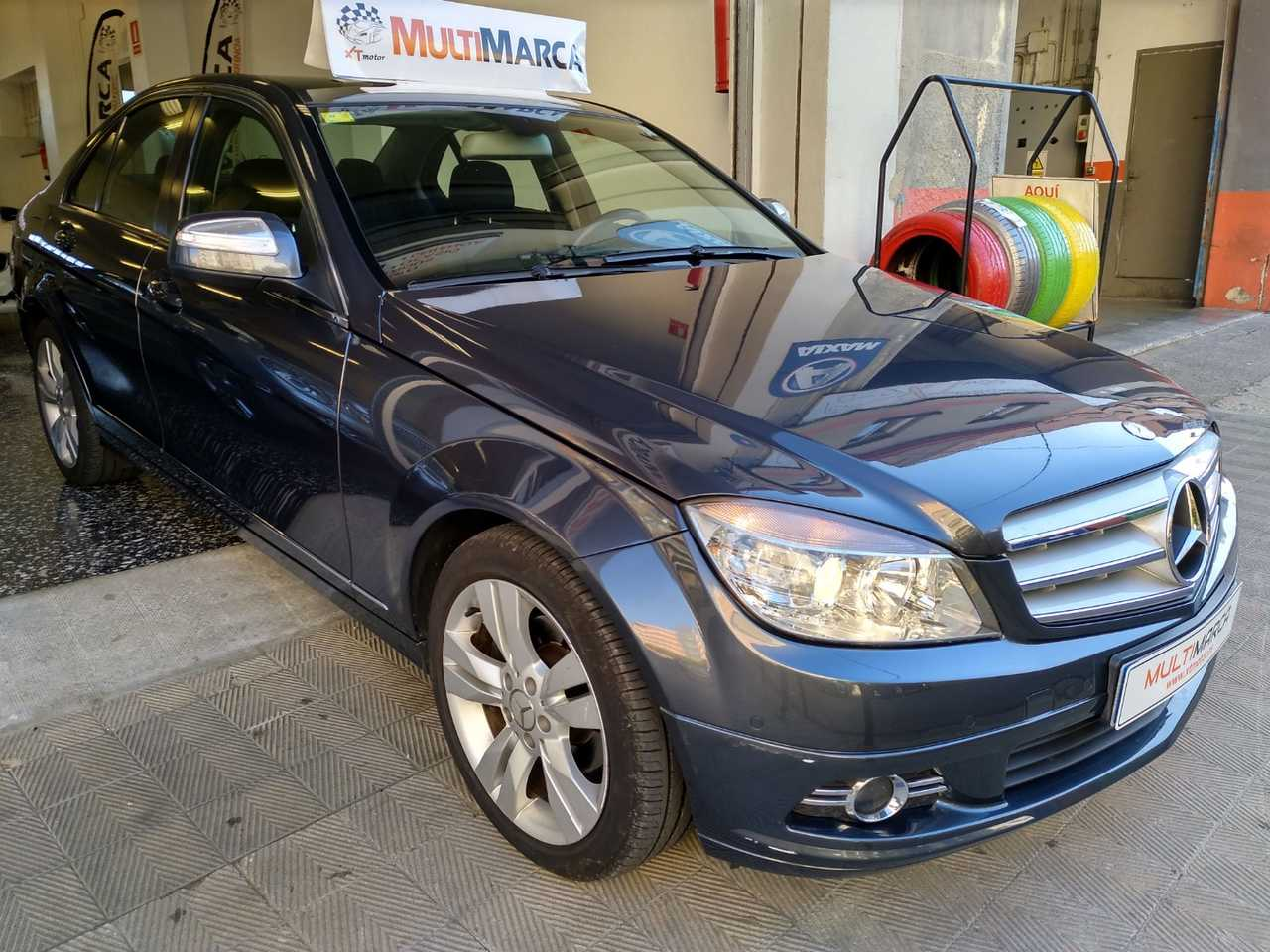 Mercedes Clase C Avantgarde 220 CDI    - Foto 1