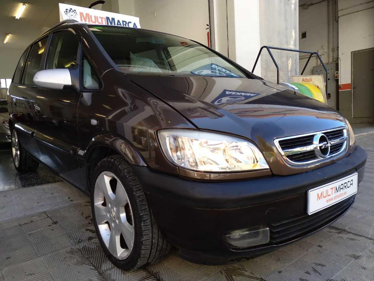Opel Zafira Elegance 2.0 DTI 100cv   - Foto 1