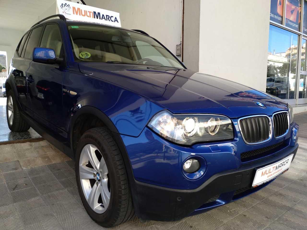 BMW X3 XDRIVE 2.0D 177cv   - Foto 1