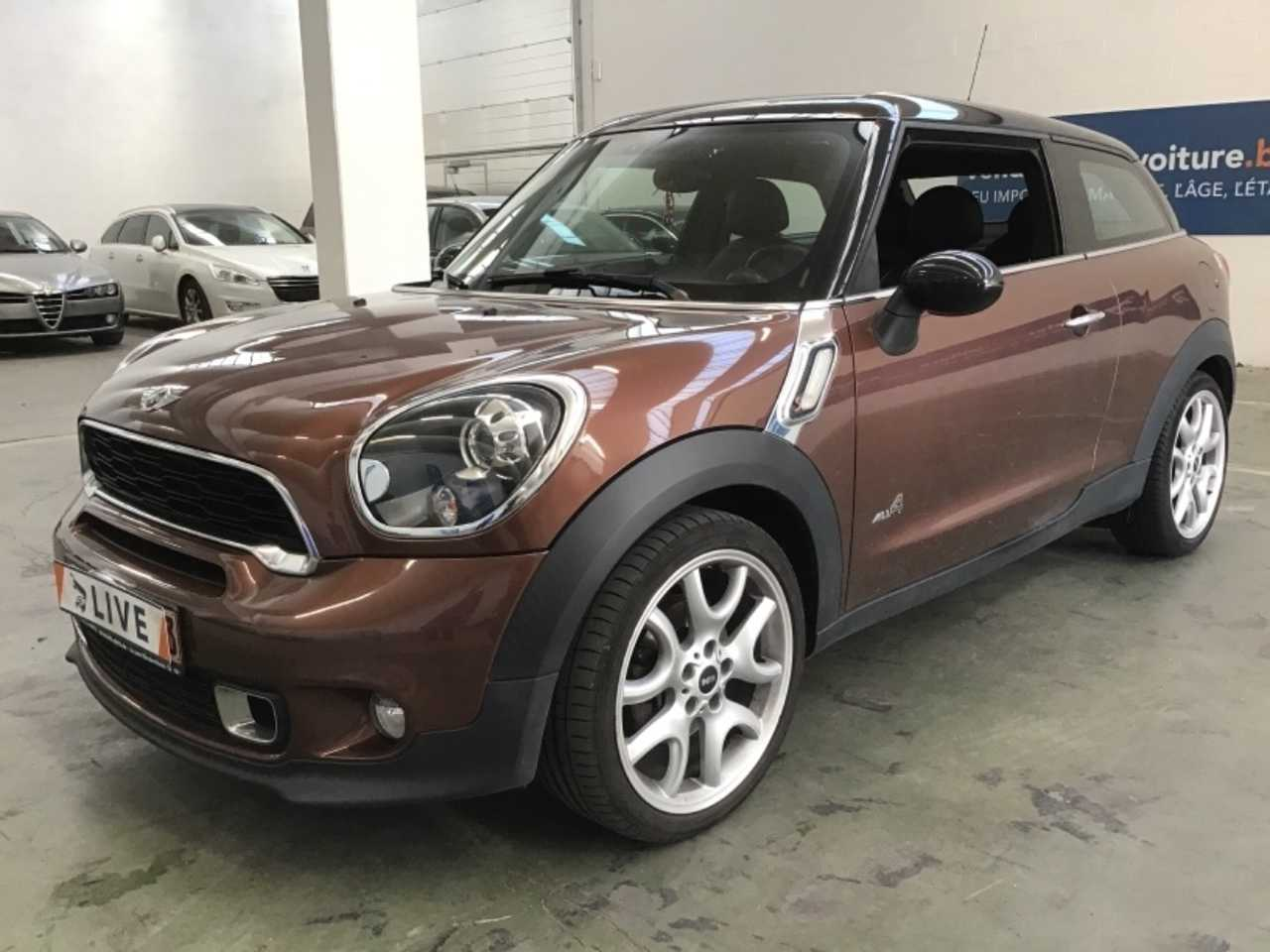 Mini Paceman ALL4 Cooper SD FULL EXTRAS!!!   - Foto 1