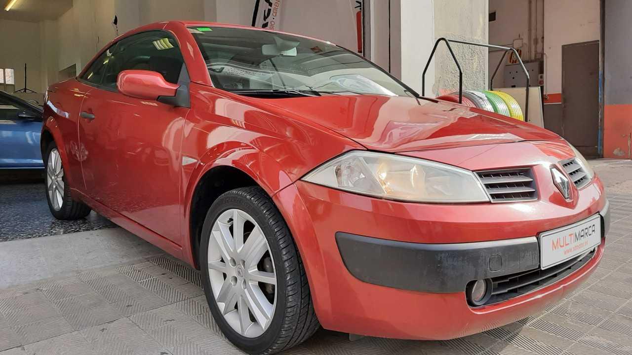 Renault Megane Cabrio Coupe 1.6   - Foto 1