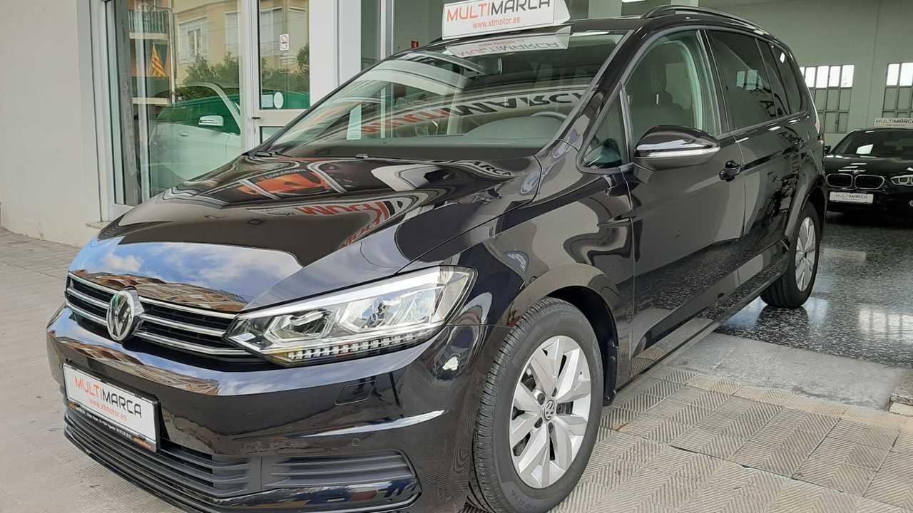 Volkswagen Touran Exclusive 1.6 Tdi 110cv   - Foto 1