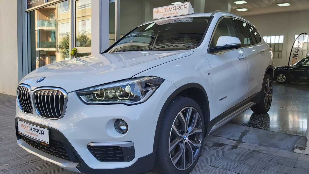 BMW X1 XDrive  25D Steptronic 231cv   - Foto 1