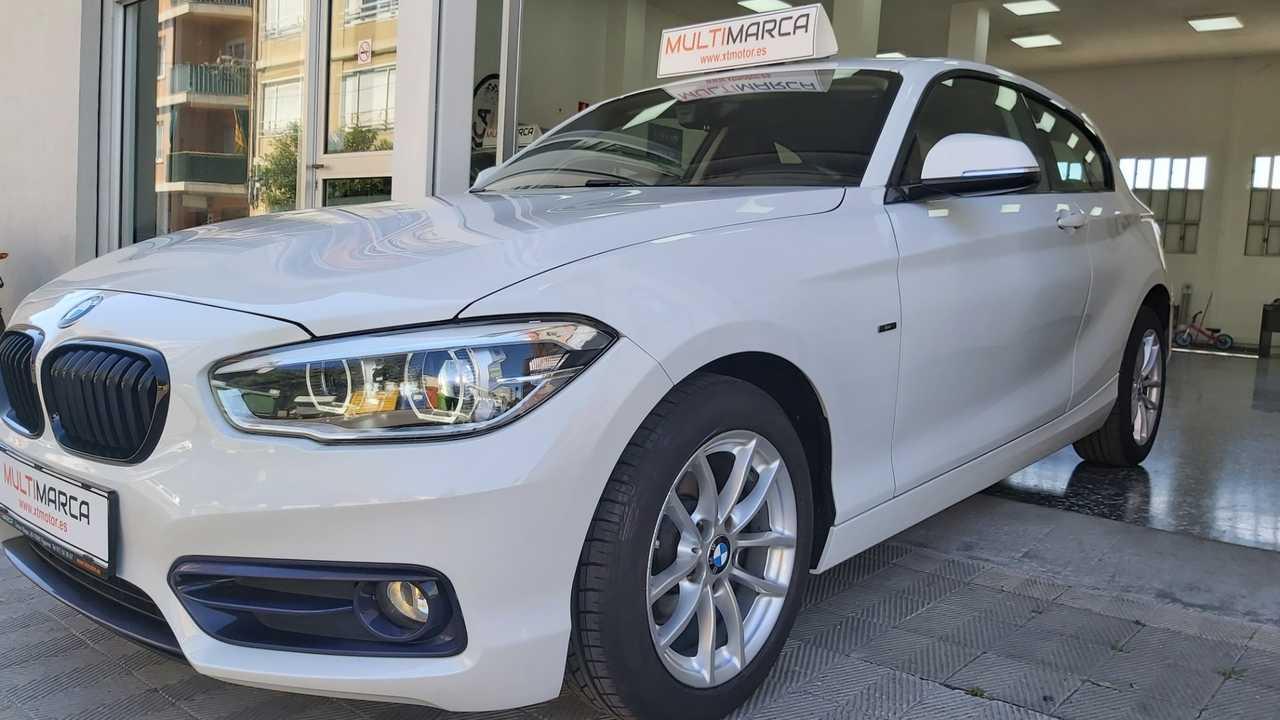BMW Serie 1 116d Sport Line 3p   - Foto 1