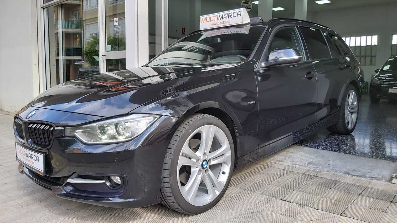BMW Serie 3 Touring Sport Line 320d 184cv   - Foto 1