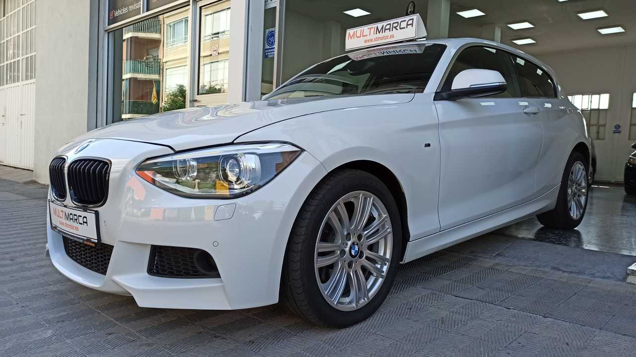 BMW Serie 1 120d xdrive 184 cv 3P   - Foto 1