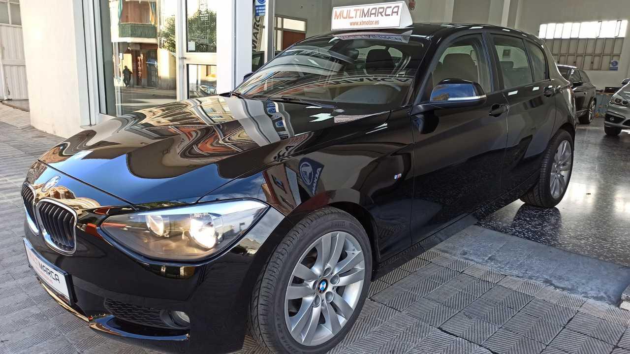 BMW Serie 1 120d SportAuto   - Foto 1