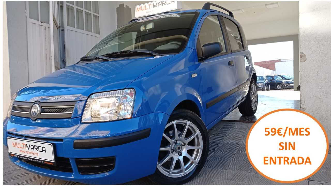 Fiat Panda 1.2I 60CV 5 PUERTAS   - Foto 1