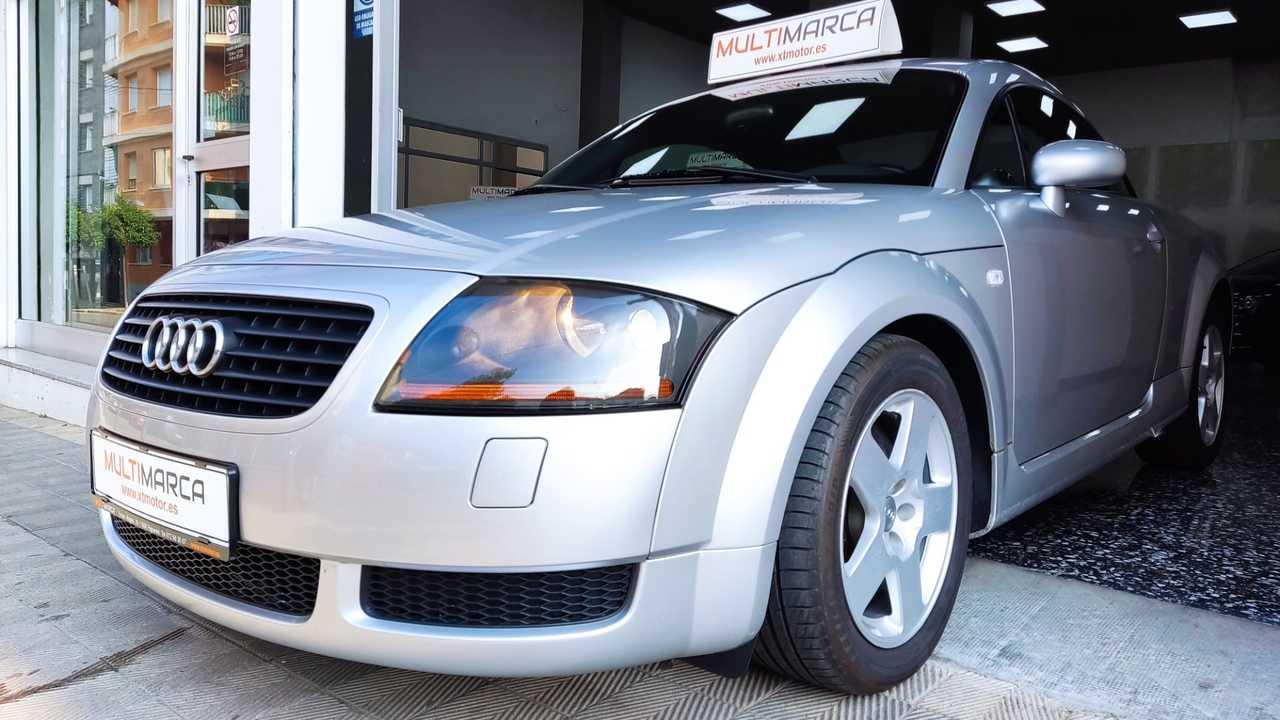 Audi TT 1.8T 180cv   - Foto 1