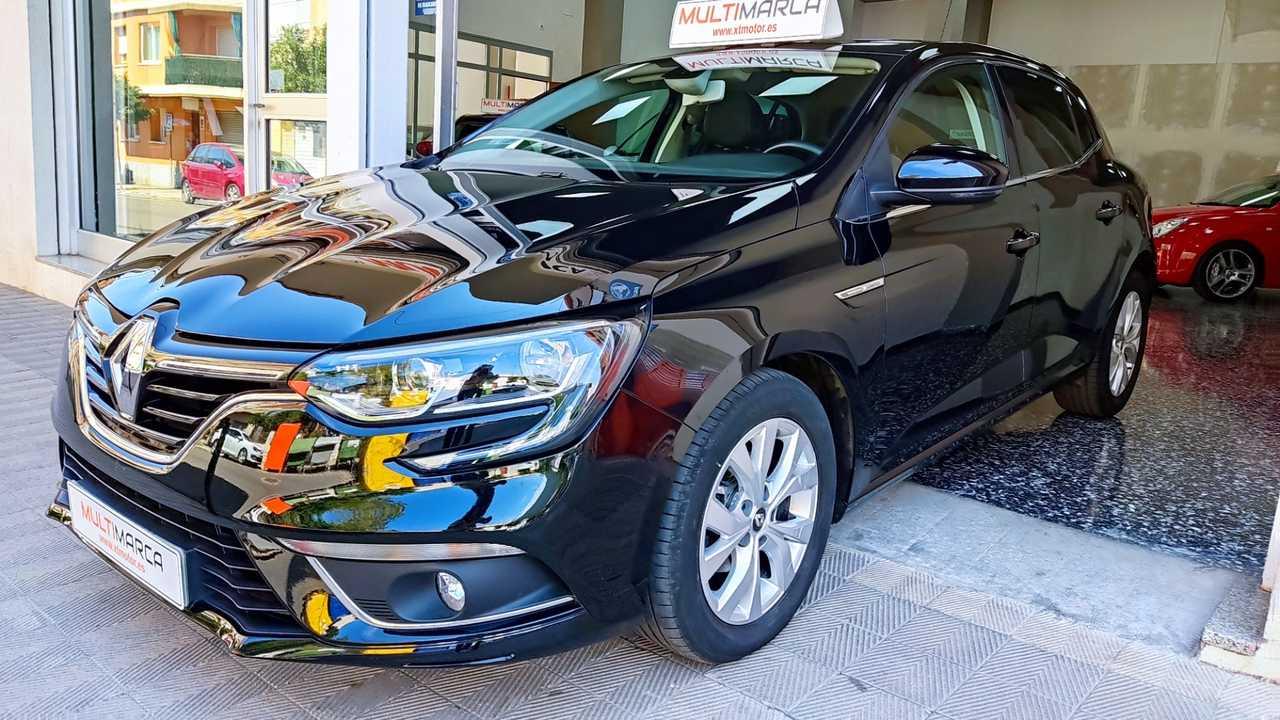 Renault Megane Limited 1.2i 100cv 5p   - Foto 1