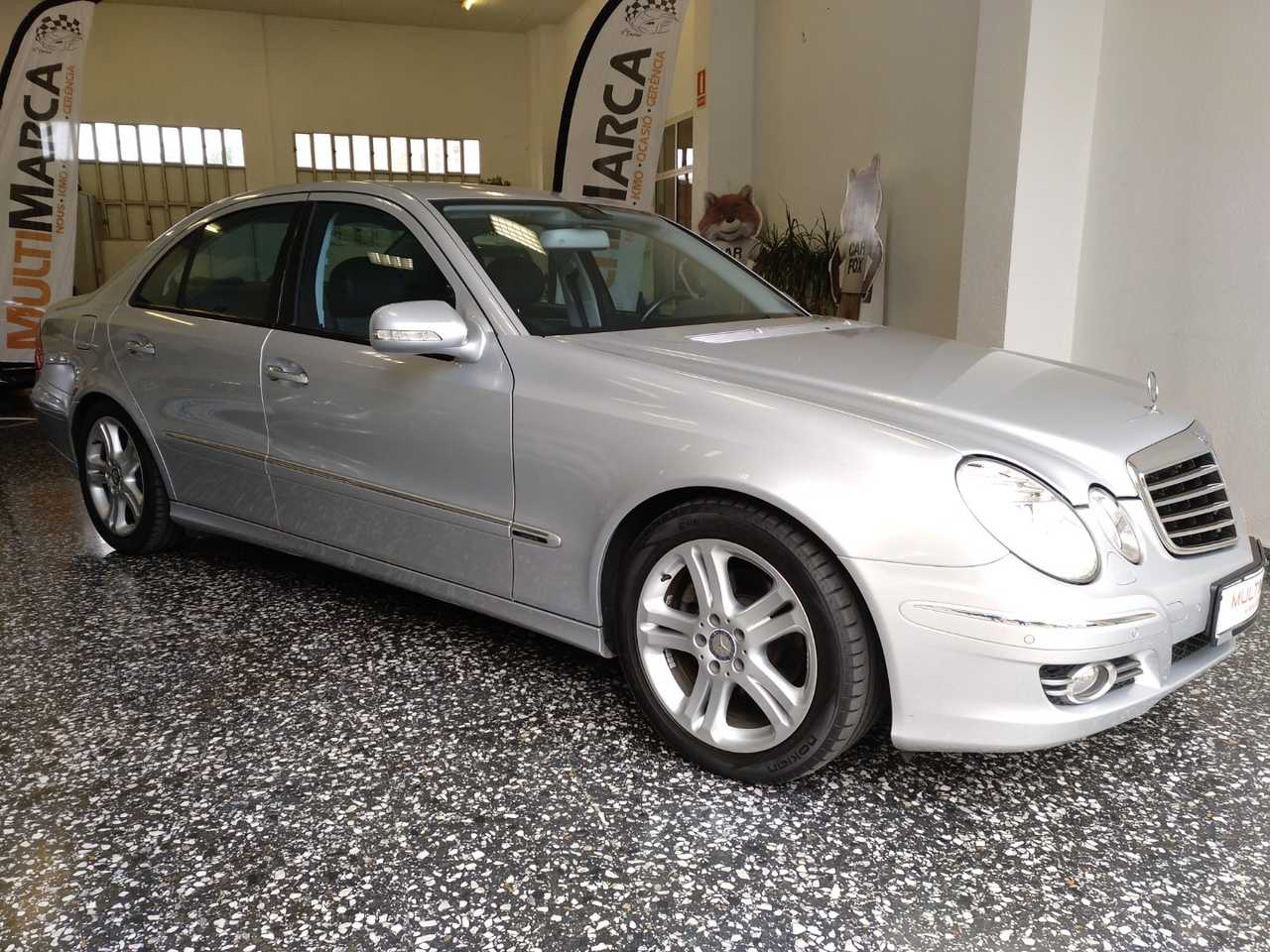 Mercedes Clase E Estate 280 CDI AVANTGARDE   - Foto 1