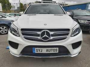Mercedes Clase GLE 250 d 4MATIC AUT. ADELANTAMOS LA NAVIDAD. PRECIO CHRISTMAS DAYS  - Foto 2
