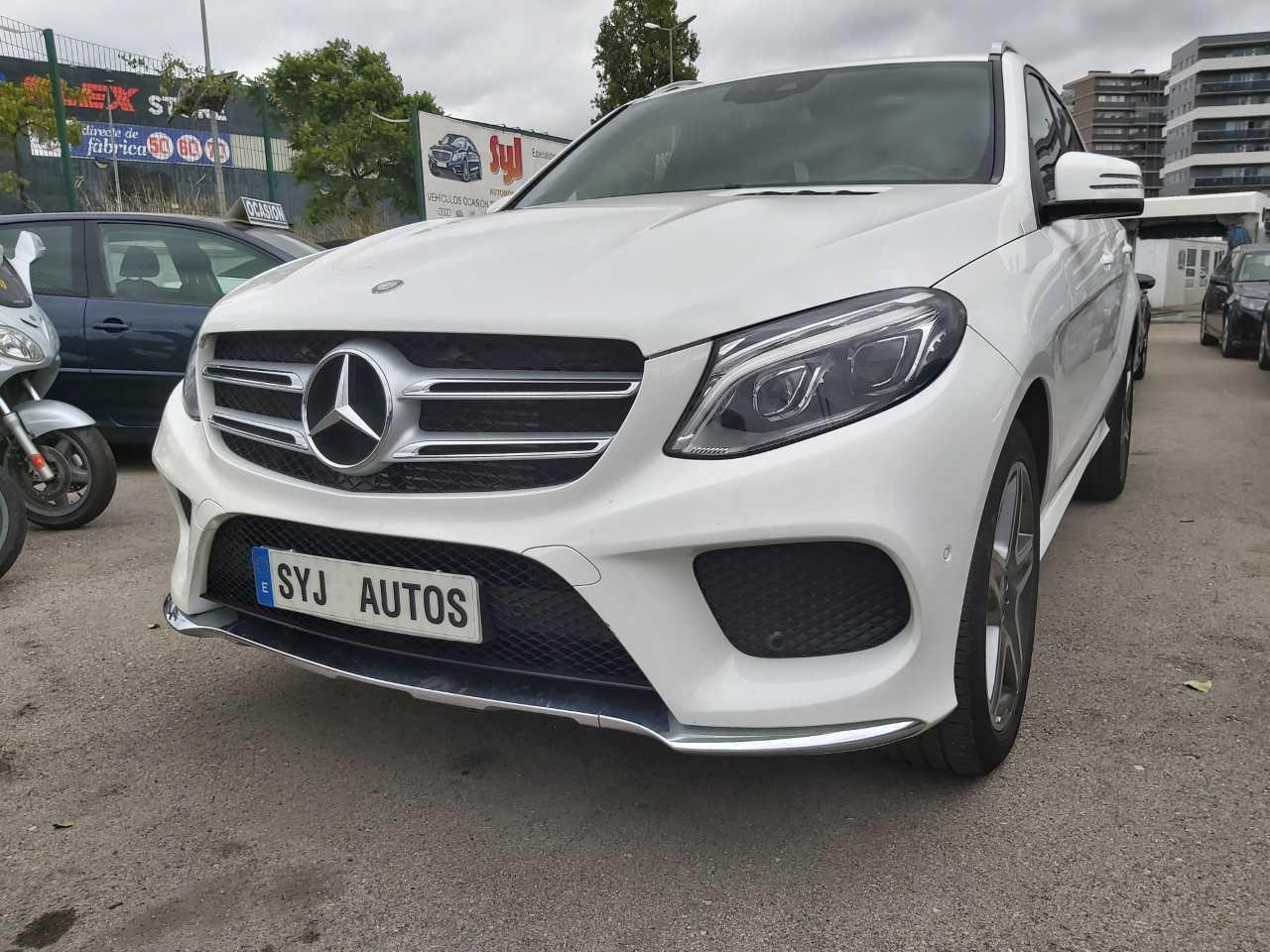 Mercedes Clase GLE 250 d 4MATIC AUT.   - Foto 1