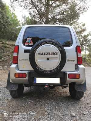 Suzuki Jimny 1.5 DDiS Euro V Techo Metalico   - Foto 3
