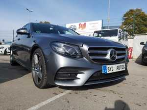 Mercedes Clase E 350d 9G-TRONIC - DISTRONIC PRECIO ESPECIAL   - Foto 3
