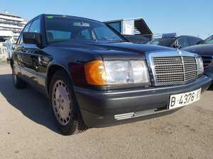 Mercedes 180  es un 190E DE COLECCIÓN   - Foto 3
