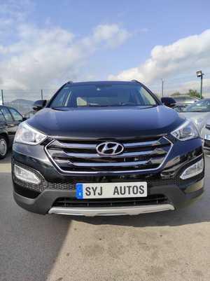 Hyundai Santa Fe 2.0 CRDi Klass 4x2 7 plazas   - Foto 2