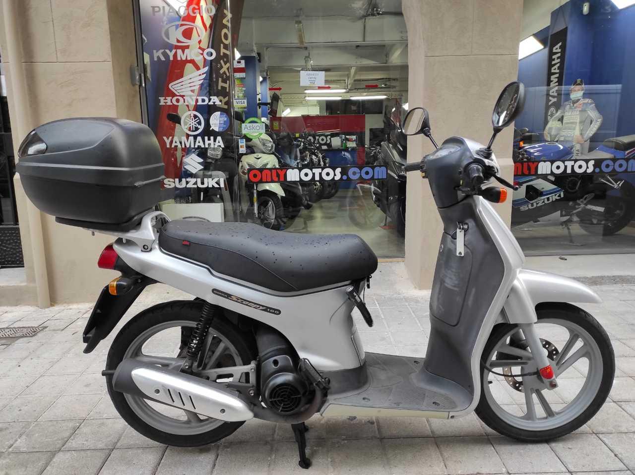 Honda SH 100   - Foto 1