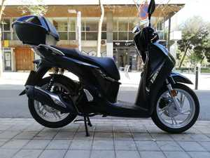 Honda SH 125i TOP BOX ABS  - Foto 3