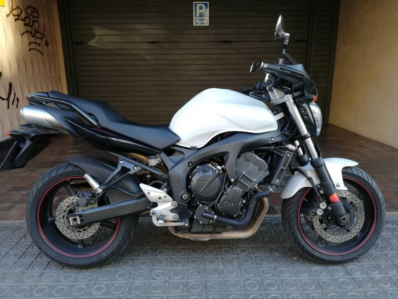 Yamaha FZ-6N S2  - Foto 1
