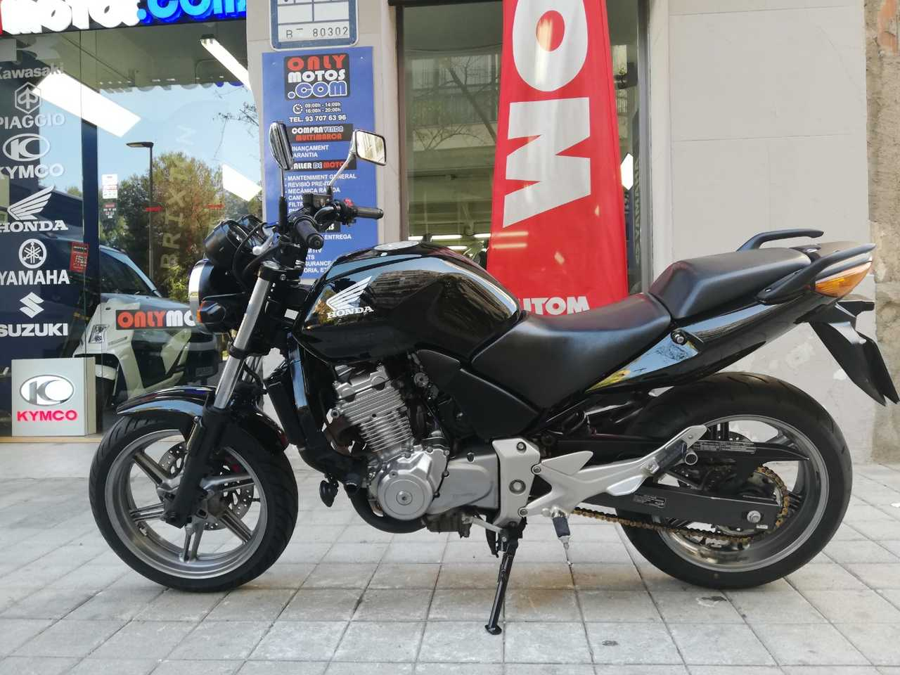 Honda CBF 500   - Foto 1
