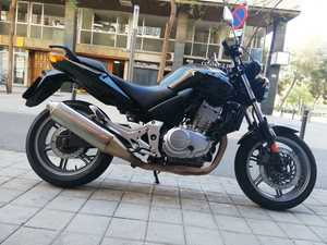 Honda CBF 500   - Foto 3