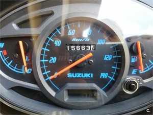 Suzuki Sixteen 125 NEGRO MATE  - Foto 2