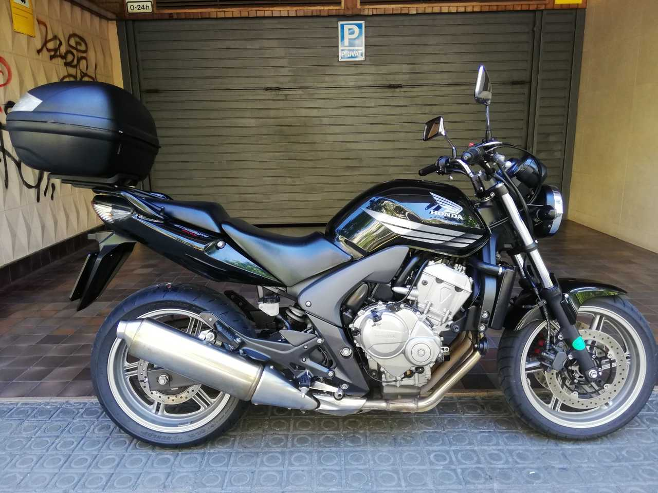 Honda CBF 600 N NAKED  - Foto 1