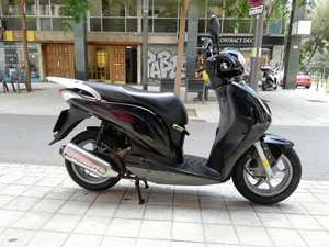 Honda Otros  PS PASSION 125ie  - Foto 2