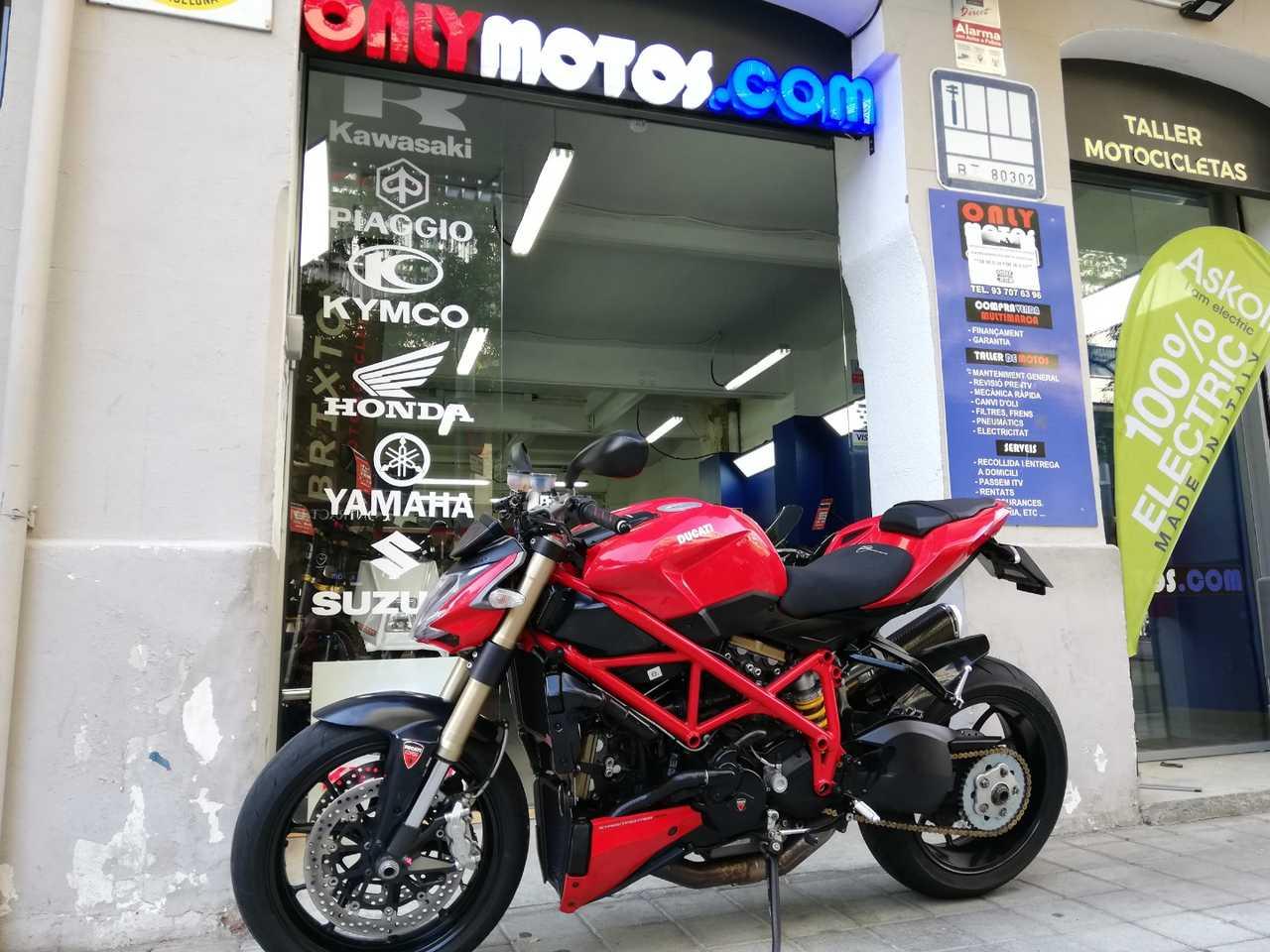 Ducati Streetfighter 848  - Foto 1