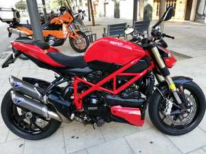 Ducati Streetfighter 848  - Foto 2