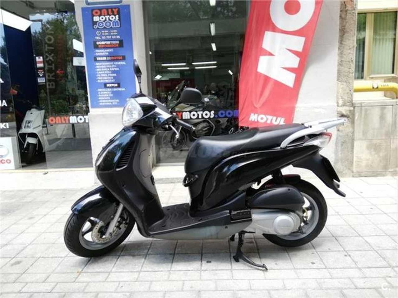 Honda PS 125i   - Foto 1