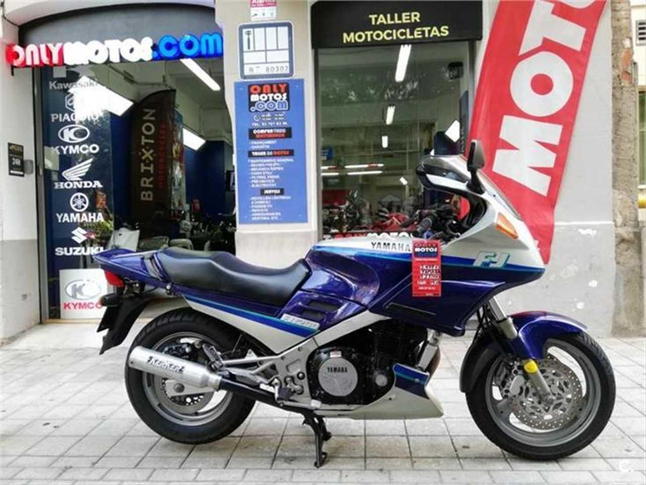 Yamaha FJ 1200   - Foto 1