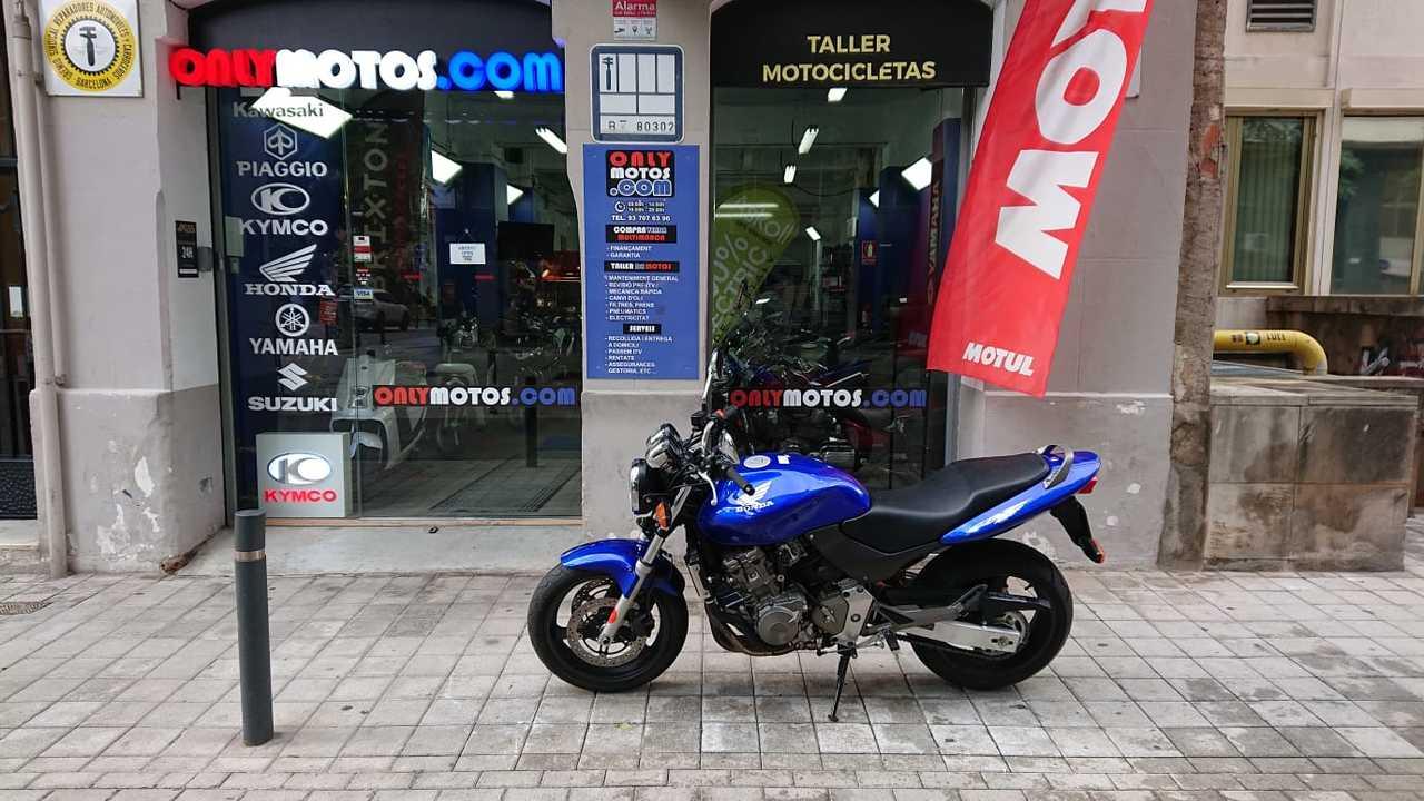 Honda CB 600 F  - Foto 1