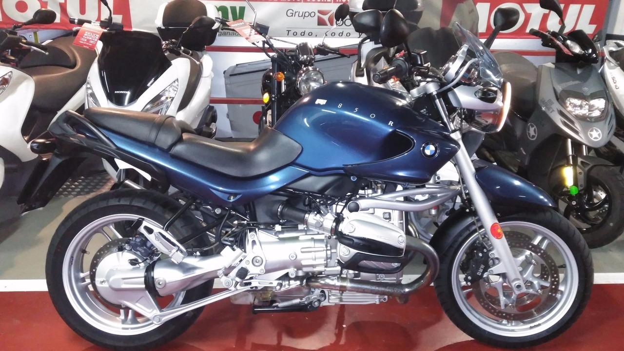 BMW R 850 R COMO NUEVA  - Foto 1
