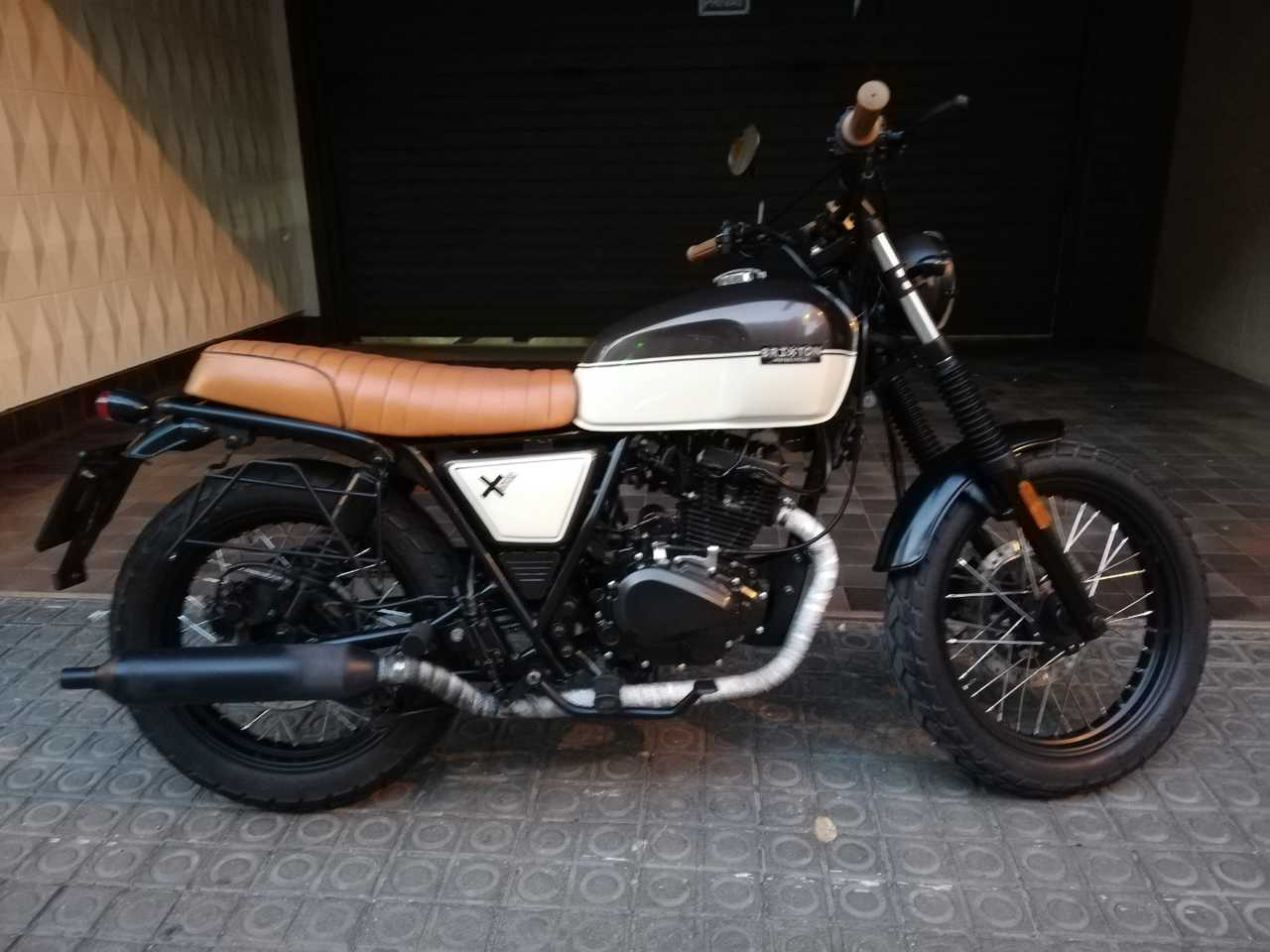 Brixton BX 125 SK8   - Foto 1