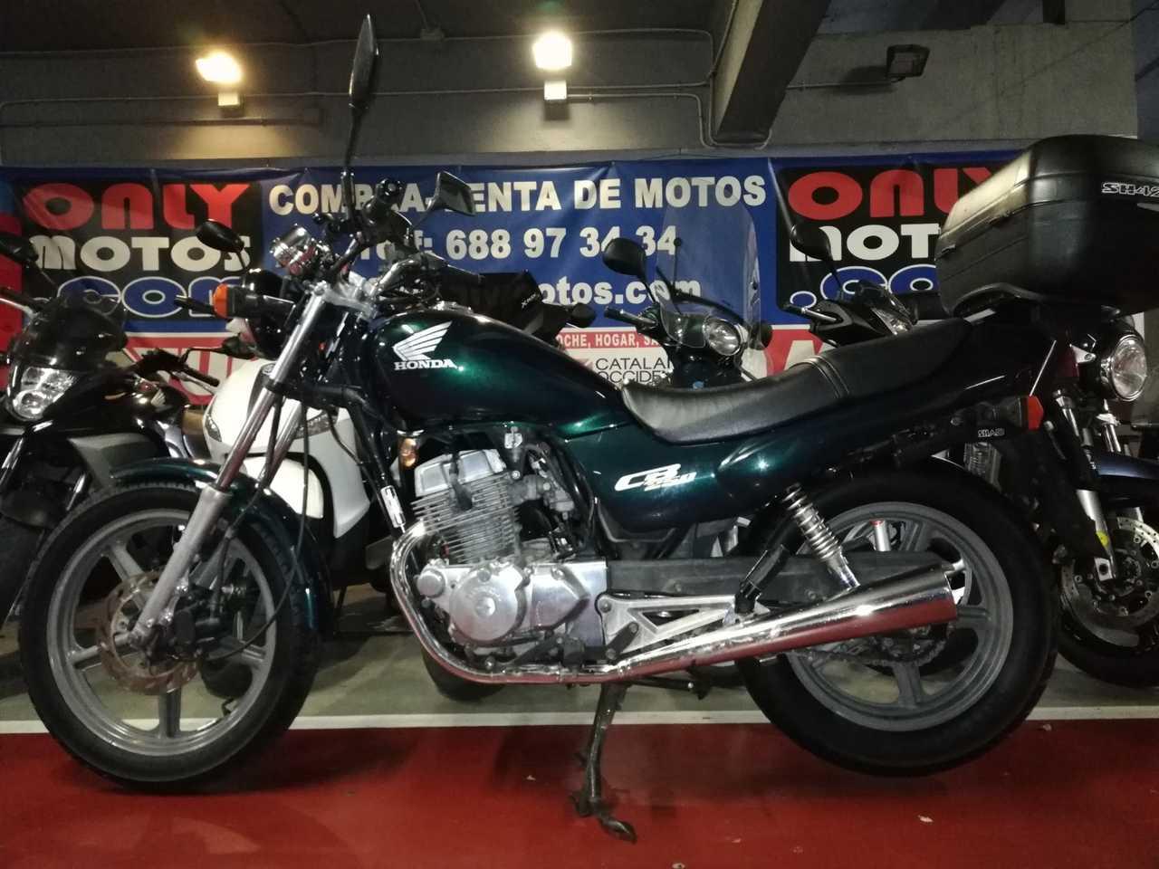 Honda CB 250 TWO FIFTY  - Foto 1